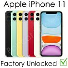Apple iPhone 11 A2111 All Colors AT&T T-Mobile Sprint Verizon Factory Unlocked