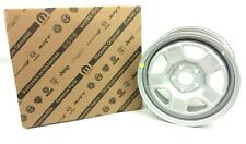 2007-2017 Jeep Patriot Compass silver 16 inch front rear steel Wheel Rim new OEM