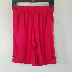 Nike Michael Jordan Youth L Basketball Short Jumpman Athletic Gym Pocket Elastic