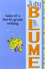 Tales of a Fourth Grade Nothing by Judy Blume, (Paperback), Puffin Books , New,