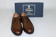 Trickers 6836 Oxford Lace Up in Brown
