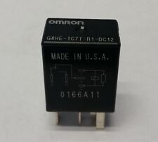 OEM G8HE-1C7T-R1-DC12 OMRON DC12V High Current Automotive Relay. Made in USA