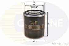 Oil Filter FOR TOYOTA COROLLA II 1.4 1.6 1.8 97->08 Petrol E11 E12 Comline