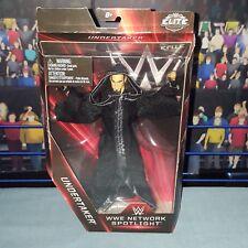 The Undertaker - Elite Network Spotlight - New Boxed WWE Mattel Wrestling Figure