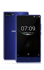 DOOGEE Mix 4GB+64GB Android 7.0 DTouch Fingerprint Dual Back Cameras 4G Network