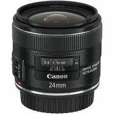 Canon EF 24mm f/2.8 IS USM Lens 5345B002 NOS