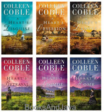 A Journey of the Heart 1-6 Hearts Disguise,Obsession+ by Colleen Coble Paperback