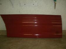 97-04 MONTANA   RIGHT REAR SLIDER DOOR LOWER DOOR MOULDING  MOLDING  RED