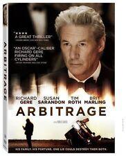 Arbitrage (DVD, 2012)