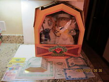 1984 Cabbage Patch Show Pony & Kid In Box With Documents & Tags-Near Mint Cond.