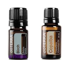 Doterra MESMERISE COLLECTION ✨🌟10 drops each🧡BIRCH 💚COPABIA ❤️TRY ME
