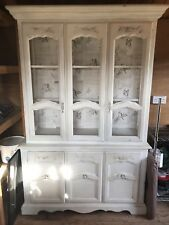 Stunning Solid Old Charm Dresser Sideboard Cupboard Cabinet Shabby Chic