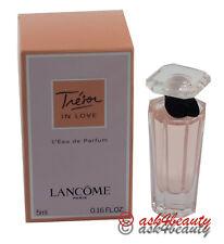 Tresor In Love Mini By Lancome 0.16 oz EDP Mini New In Box