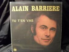 Alain BARRIERE-TU T 'En Vas