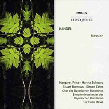 Colin Davis - Handel: Messiah (Complete) [New CD] Australia - Import