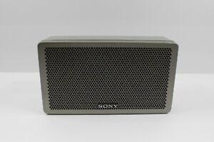 Sony SS-X1A Vintage Bookshelf Speaker  7W (NOM) Silver