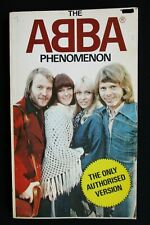 THE ABBA PHENOMENON paperback by Christer Borg Australian edition 1977