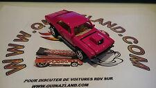Johnny Lightning 68 Chevrolet Nova SS 1995 Muscle Car U.S.A version rose (0012)