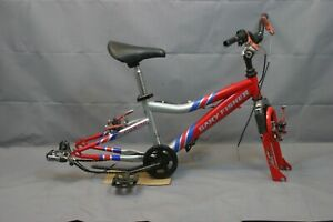 "2007 Gary Fisher Cosmo 20"" Kids MTB Bike Frame Set Shimano SIS Steel USA Charity"