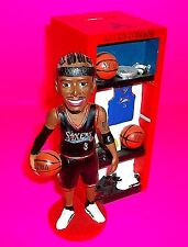 ALLEN IVERSON Locker Coin Bank Figure PHILADELPHIA 76er's Black Jersey #3 Reebok