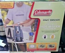 Coleman Camping Portable Hot Water On Demand System - NEW in BOX + Accessories