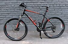 "(MA3) Giant ATX Alluxx 20"" Frame 28"" Wheels Red & Black Bicycle"