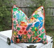 10 Pc Lot Mexican Painter Pillow Case Decorative Cushion Jungle 100% cotton