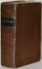 LA SAINTE BIBLE QUI CONTIENT LE VIEUX AND LE NOUVEAU TESTAMENT / 1826 #283337