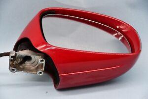 ✅ 2003-2010 VOLKSWAGEN VW BEETLE Right Passenger Side View Mirror Red OEM