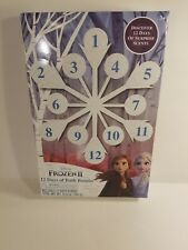 Frozen II 12 Days Of Bath Bombs, Discover 12 Days Of Surprise Scents