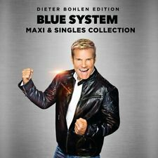 Blue System - Maxi & Singles Collection (Dieter Bohlen Edition) 3CD NEU OVP