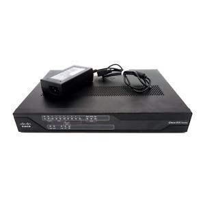 Cisco C891F-K9 891F Gigabit Ethernet Security Integrated Services Router
