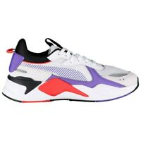 Puma RS-X Bold Sneaker Uomo 372715 07 Puma White Purple Corallites