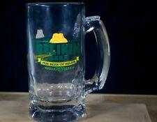 Belikin Beer Belize Brewing Company Mug Stein Glass