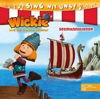 WICKIE UND DIE STARKEN MÄNNER-LIEDERALBUM -   CD NEU