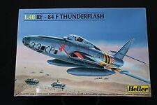 YP013 HELLER 1/48 maquette avion 80417 Thunderflasch RF – 84F