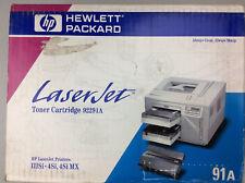 HP LaserJet Toner Cartridge 92291A for IIISi, 4Si, 4Si MX  NEW IN BOX