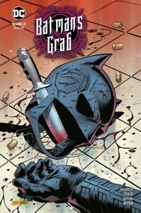 BATMANS GRAB 2 HC Variant-Hardcover WARREN ELLIS+BRYAN HITCH Planetary/Authority
