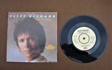 "Cliff Richard - True love ways 7"" Vinyl PS"