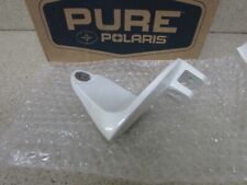 NOS 07 VICTORY JACKPOT RIGHT RH PASSENGER FOOTPEG SUPPORT 5134197-352 WHITE