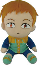 *NEW* The Seven Deadly Sins: King Sitting Plush by GE Animation