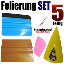 Folierung Rakel  Set für Optimale Scheiben Tönung + Montagekonzentrat . Folien