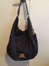 Juicy Couture Navy Blue Shoulder Bag