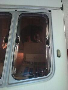 ELDDIS CARAVAN FRONT N/S WINDOW  - TOURING CARAVAN WINDOWS FOR SALE!!