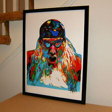 Michael Phelps, Swimmer, 2016 Summer Olympics, Gold Medals, 18x24 POSTER w/COA
