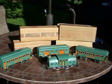 "Lionel 1920s Prewar Electric Train & MORE! - Std. Gauge, P. Blue -  ""No. 352E"""