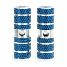 2 X BMX Mountain Bike Bicycle Axle Pedal Alloy Foot Stunt Pegs Cylinder V3d5