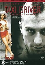 TAXI DRIVER - BRAND NEW & SEALED DVD (ROBERT DENIRO, JODIE FOSTER) COLLECTORS ED