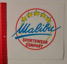 Autocollant/Sticker a4: MALIBU Sportswear Company (14041639)