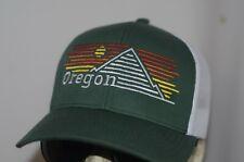 Oregon Hat Ducks Beavers Horizons U Of O Vintage OSU  Football Basketball Coast